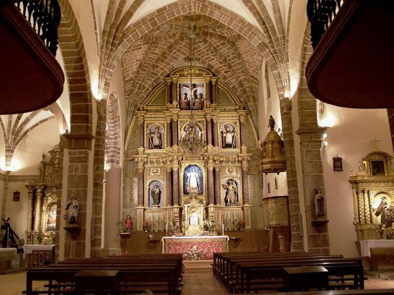 4. Altar Mayor