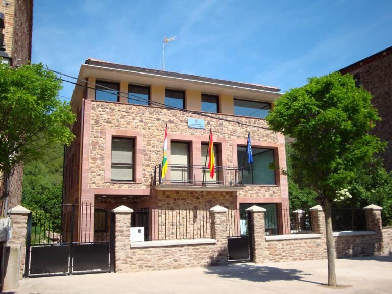 Ayuntamiento Viniegra